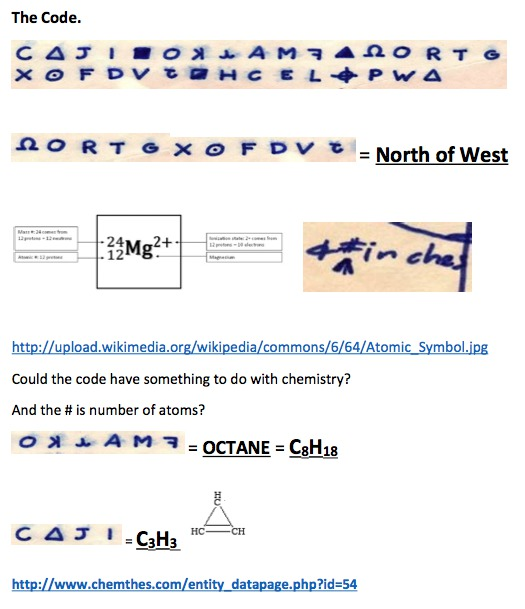 Zodiac Killer Ciphers Page 5 Can You Help Solve The Codes