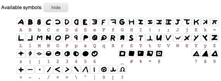 Cryptogram Text Generator